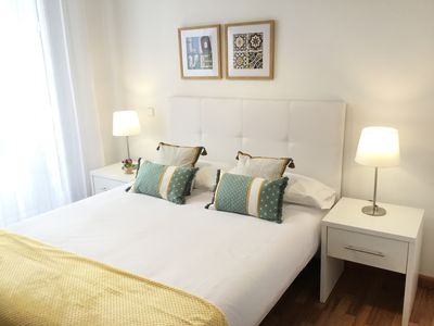 Photo for 1 bedroom apartment. Central. Wifi. Madrazo 5 by Forever Rentals