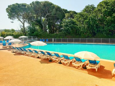 Photo for Beautiful 3 bedroom apartment near the sea and Cannes