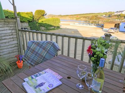 Photo for PORTH BEACH HOUSE, family friendly in Newquay, Ref 959314