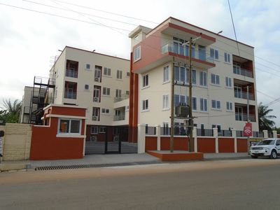 Photo for Fantastic Two Bedroom Apartment in Accra City Center
