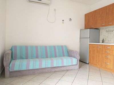Photo for One bedroom apartment with air-conditioning Njivice, Krk (A-17010-c)