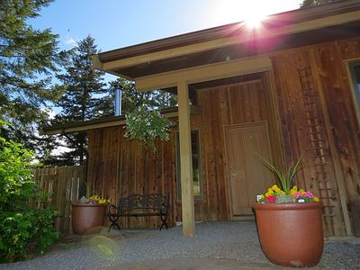 Photo for Eagle's Nest Cottage - Come And Relax On Beautiful Salt Spring Island!