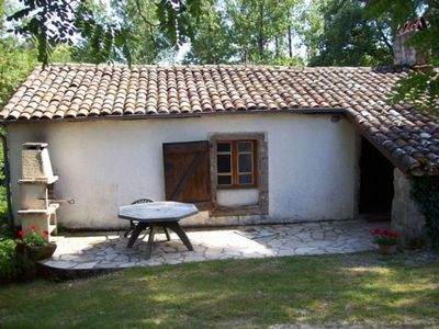 Photo for Gite Vaour, 2 bedrooms, 4 persons