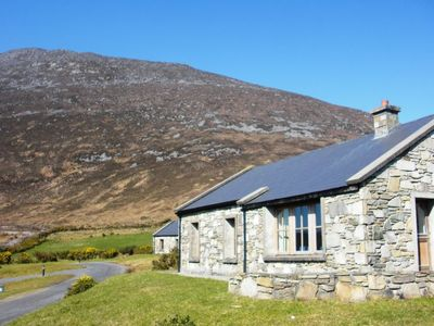 Photo for Vacation home Slievemore in Achill Island - 5 persons, 3 bedrooms
