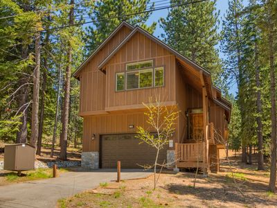 Photo for Stunning 4 Bedroom Home with Hot Tub In Tahoe Paradise-South Lake Tahoe