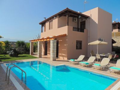 Photo for Villa Sophia - Beautiful villa with private swimming pool, blooming gardens and BBQ ! - Free WiFi