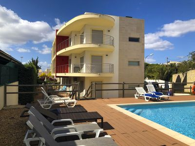 Photo for One bedroom Apartment - Olhos de Água - Next to the supermarket Intermarché
