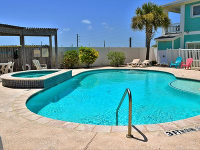 Photo for 2MC: Upscale Condo, Shared Pool, Garage, Close to Beach