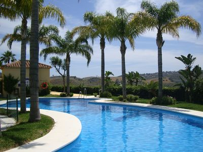 Photo for Great views, great teresse, beautiful pool areas, close to excellent beaches