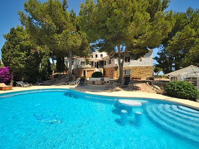 Photo for Vacation home Atalaia  in Jávea, Costa Blanca - 12 persons, 6 bedrooms