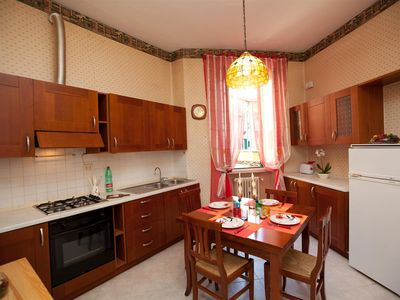 Photo for Cozy apartment in the elegant Prati district, close to St.Peter's Basilica, the Vatican Museum
