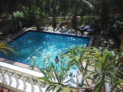 Photo for Charming Portuguese goan home stay!