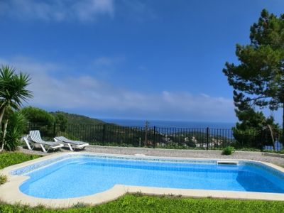 Photo for 4 bedroom Villa, sleeps 10 in Lloret de Mar with Pool and WiFi