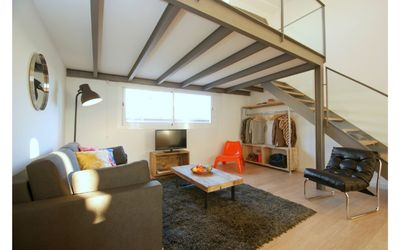 Photo for Ramblas Deluxe Duplex Loft is the ideal apartment for your Barcelona stay.
