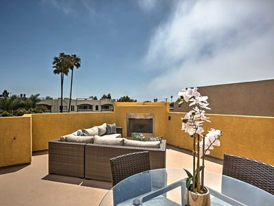 Photo for Pacific Beach House w/Rooftop Deck - Walk to Beach
