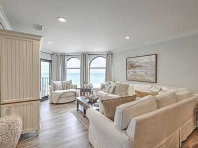 Photo for Seascape 412, Isle of Palms 2BR Ocean Front Condo