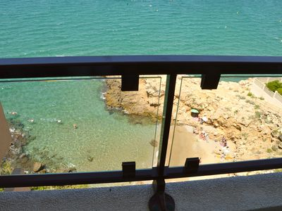 Photo for OFFER SALOU  LUXURY Apartment  SEA VIEWS first line FREE WIFI