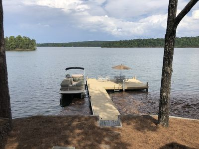 Incredible Big Water View! Deep Water Without All the Traffic! Sleeps 12