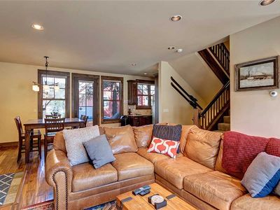 Photo for Downtown Breckenridge luxury home, private hot tub, covered parking!