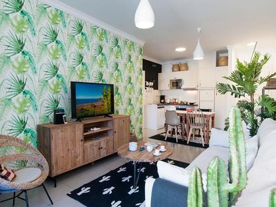 Photo for Mogan Palmeras III Apartment with Terrace