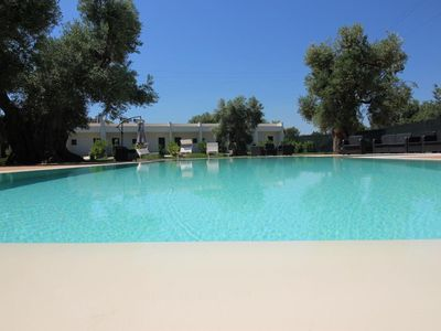 Photo for Masseria surrounded by greenery. Hotel Vicario