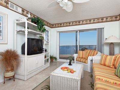 Photo for The Beach is Calling! 2 Bedroom 2 Bath Condo only footsteps from white sands.