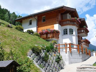 Photo for Vacation home Haus Piccolo in Saas-Grund - 12 persons, 6 bedrooms
