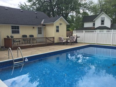 Photo for Beach Cottage w/Inground Pool - Book Now for Summer!