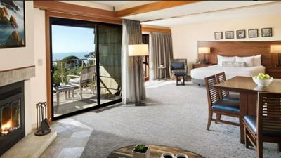 Photo for Carmel Highlands Inn - One bedroom Suite, Ocean View