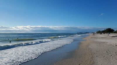 7 Miles of Sugar Sand Beaches Along the Gulf of Mexico