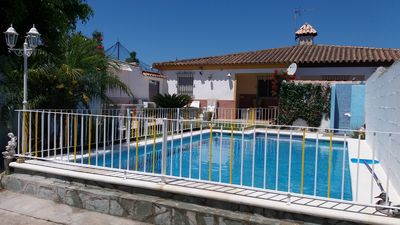 Photo for Villa ALZIRA .with swimming pool- air conditioning and internet. capacity up to 7 people