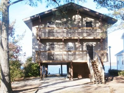 Gorgeous Views from this 3 Bedroom Rustic Riverfront home!
