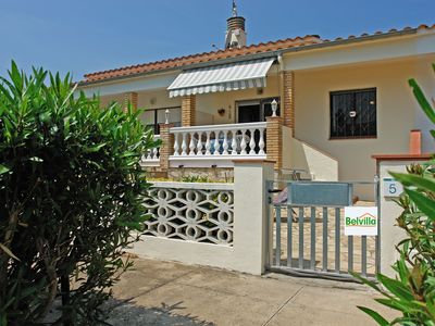 Photo for Delightul Holiday Home in St Pere Pescador with Terrace