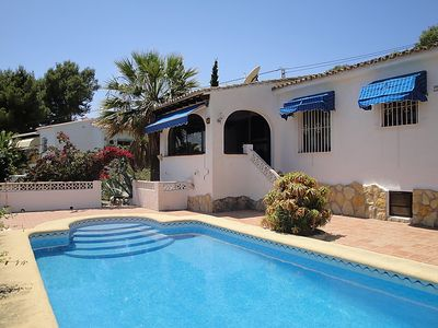 Photo for 2 bedroom Villa, sleeps 4 in Fanadix with Pool, Air Con and WiFi