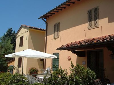 Photo for 4BR Country House / Chateau Vacation Rental in Lastra a Signa, Toscana