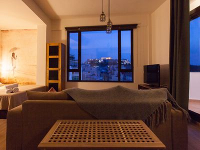 Photo for Luxury Suite with Acropolis View in Athens Center
