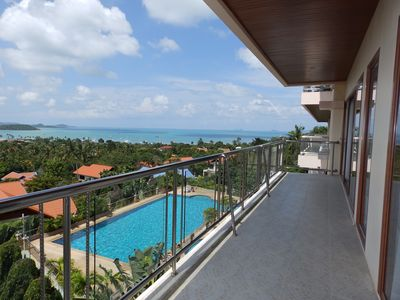 Photo for 2 Bedroom Condo (A) ~ Amazing Seaviews