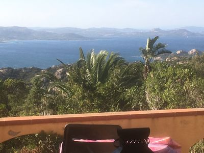 Photo for Holiday home with panoramic views on the Costa Smeralda