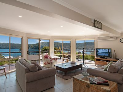Photo for Great Hardys Bay views - AIR CONDITIONING & PET FRIENDLY