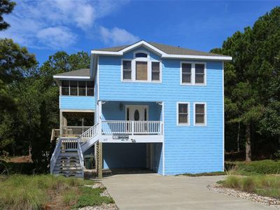 Photo for Southern Shores Realty - Big Blue House