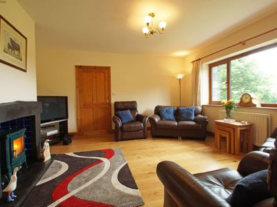 Photo for Vacation home Y Gliced in Aberdovey - 6 persons, 3 bedrooms