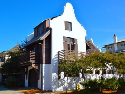 Photo for Calypso: Fabulous Carriage House - South of 30A - steps to the beach!
