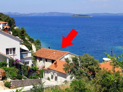 Photo for Two bedroom apartment near beach Sali (Dugi otok)