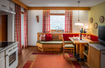 Photo for Comfortable apartment in the Hohe Tauern National Park, sunny balcony