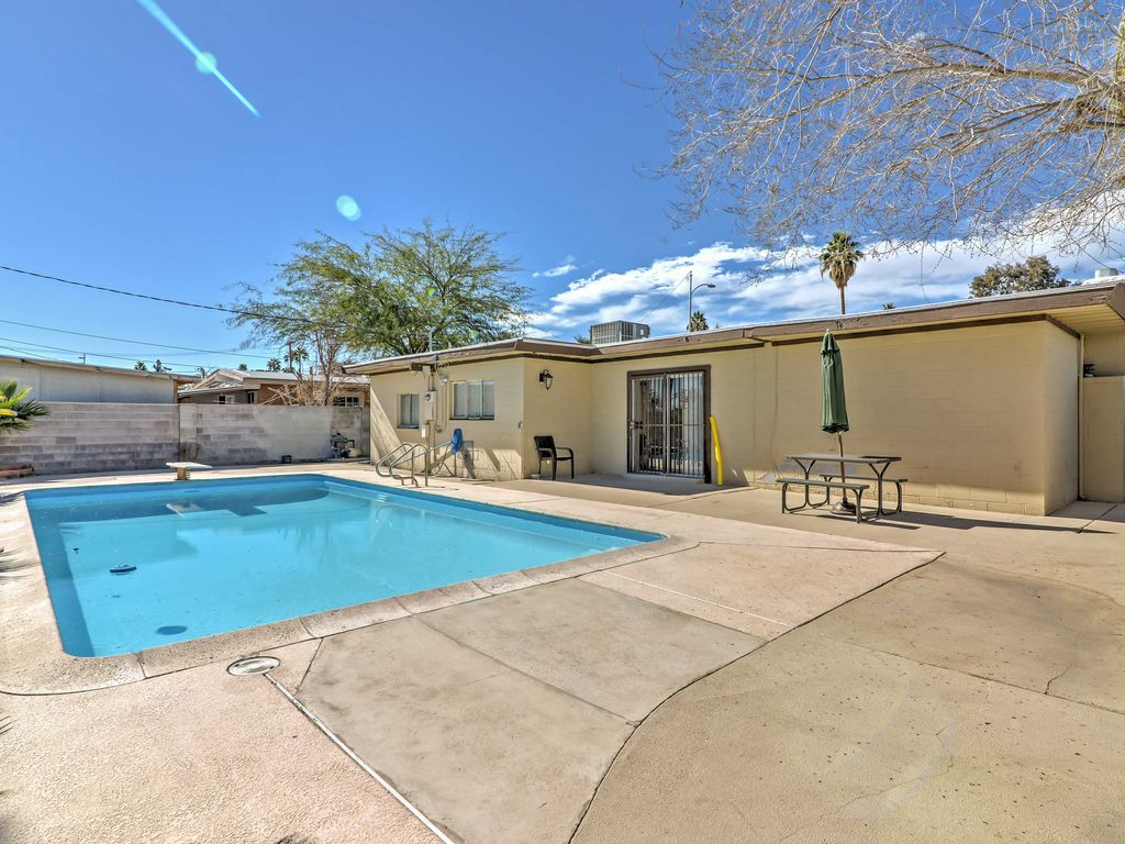 New 3br Las Vegas Home W Private Swimming Pool Las Vegas Nv Rentals And