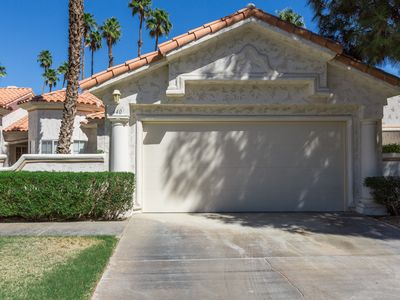 Photo for Luxury Rare Single Story Resort 2Bed, 2Bath Condo In Desert Falls Country Club