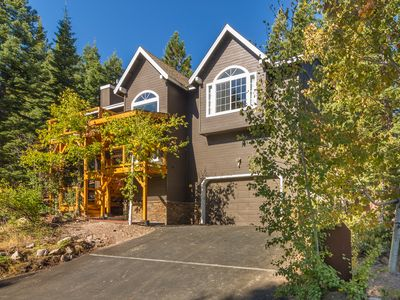 Photo for Perfect North Shore Home! Views, Spa, WiFi, HD DIRECTV, Northstar, Dog-friendly!