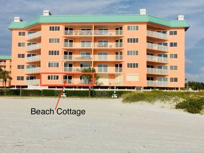 Photo for INDIAN SHORES FLORIDA CONDO, DIRECT GULF FRONT CONDO