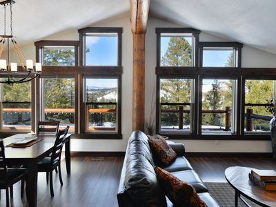 Photo for Beautiful New Log Home on Golf Course