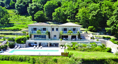 Photo for Luxury Private Contemporary Villa With Pool And Panoramic Views Over Cote D'Azur